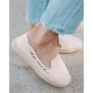 Soludos Sz 7 All You Need Slipper Espadrille
